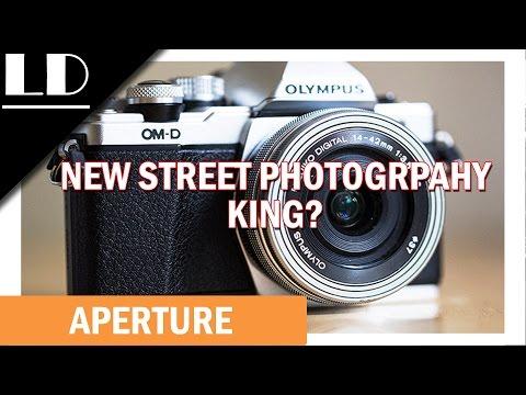 Olympus OM-D EM10 Mark II my new streetphotography king?