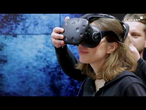 Clariant @ European Coatings Show 2017 with VR World