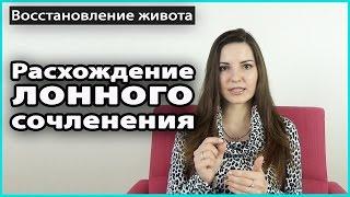 видео ДИАСТАЗ прямых мышц живота после РОДОВ!