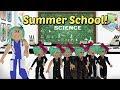 Mom of 6 kids Bloxburg Summer School Routine (This is their last chance!)
