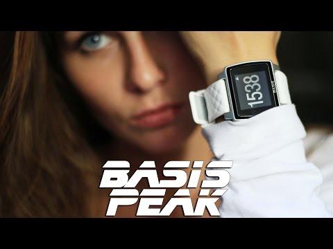 Лучшие часы для контроля здоровья Basis Peak