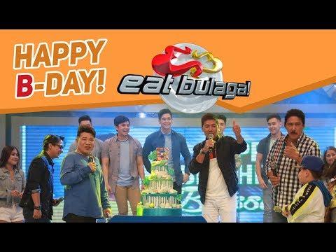 Eat Bulaga's B-day | May 5, 2018