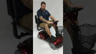 Merits Pioneer 2 S245 Mobility Scooter Review