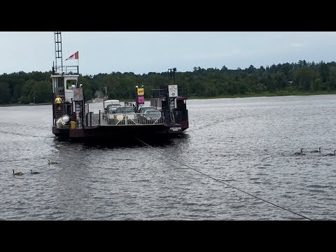 Quyon Cable Ferry