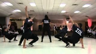 IDL Dance Crew | Valentine Bash 3