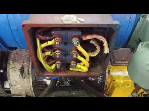 Башенный кран ST70\30. Мотор заговорил. Ремонтируем шкаф сопротивлений.