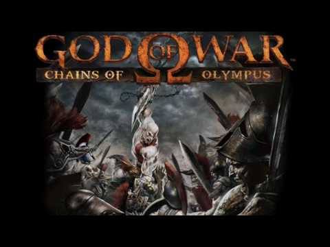 End Title -Ω- God of War: Chains of Olympus Soundtrack ♫