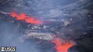 Kīlauea Volcano - April 25th, 2018