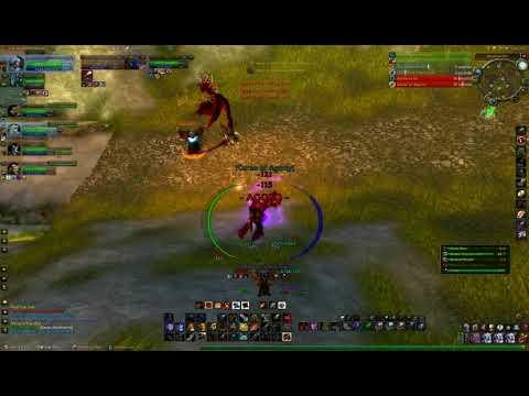 BM Hunter Arathi Basin Painbow vs Warlock Burning Crusade