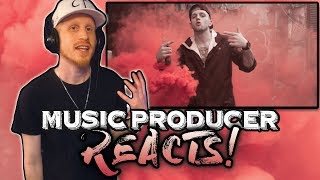 Music Producer Reacts to Vin Jay - No Lie