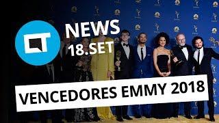 Emmy 2018; Imagens do Galaxy A7 e Pixel 3 e + [CT News]