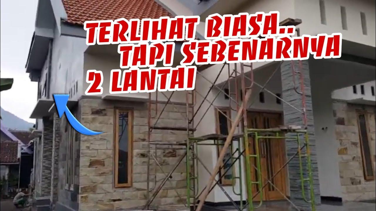 Rumah Lantai 2 Sederhana Tapi Mewah Di Desa Minimalis 2 Lantai Paling Simple Youtube