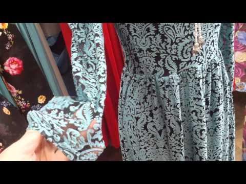Шьем быстро и легко летние платья в пол с Ольгой