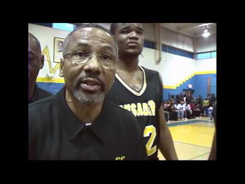Detroit King vs. Murray-Wright - 2004 Boys Basketball Highlights on STATE CHAMPS!