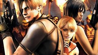 Resident Evil 4 - O Filme Dublado HD 2017 - (Resgate de Ashley)