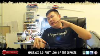 Voices of Mars - Malifaux 2nd Edition First Look on the Changes