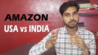 Amazon in USA vs Amazon in India - Ecom Seller Tips