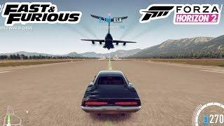 FORZA HORIZON 2 - Fast and Furious #8 - Final! Último Carro e Corrida Contra Avião! (Dublado PT-BR)