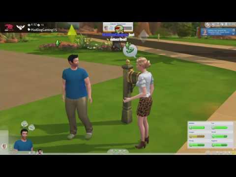 Lirik playing Sims 4 - Part 1