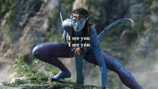 Leona Lewis - I see you [Theme From Avatar] with lyrics by Laciveszp