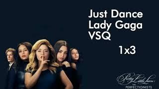PLL THE PERFECTIONISTS 1X3 MUSIC Vitamin String Quartet - Just Dance Lady Gaga