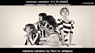 마마무 (Mamamoo) - Mr애매모호(Mr. Ambiguous) HD