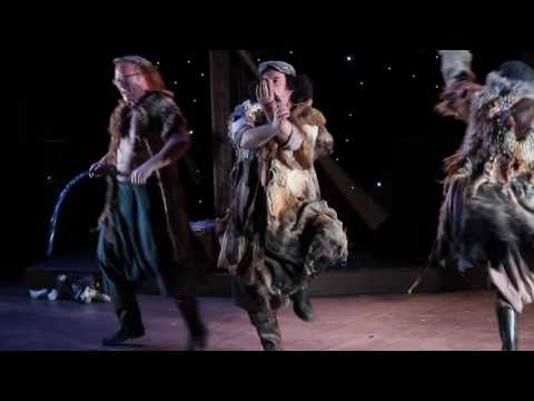 The Nativity...What the Donkey Saw Trailer - Lyric Theatre Belfast