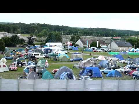 le mans classic 2012 travel destinations camp site youtube. Black Bedroom Furniture Sets. Home Design Ideas