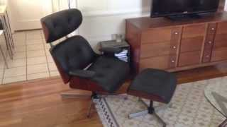Plycraft 'eames' Lounge Chair Restoration