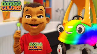 What Color Am I?  (Goo Goo Gaga Teaches The Colors Compilation)