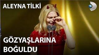 Aleyna Tilki Pantene Altın Kelebek sahnesinde şok etti!