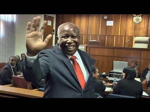 Südafrika: Julius Malema vor Gericht