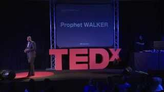 Dare to dream again | Prophet Walker | TEDxIronwoodStatePrison