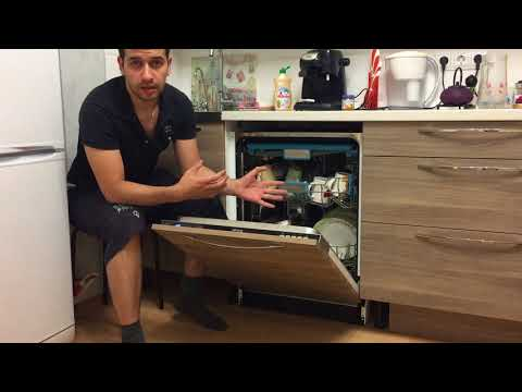 Отзыв о Korting KDI 60165 - обзор посудомоечной машины Korting KDI 60165