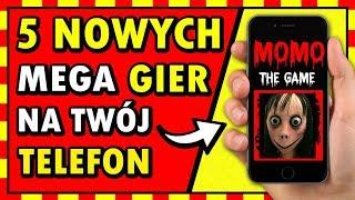 GRA o MOMO  na TELEFON! ◉_◉  (5 NOWYCH, SUPER GIER NA TELEFON )