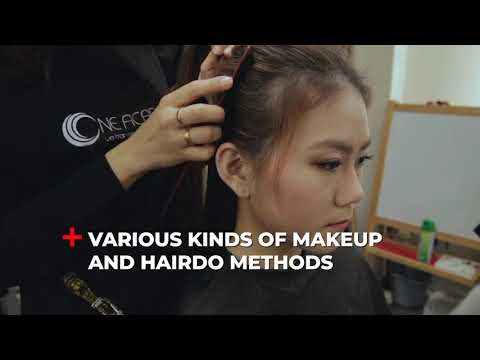 Makeup Classes | Hairstyling Courses | One Academy Singapore