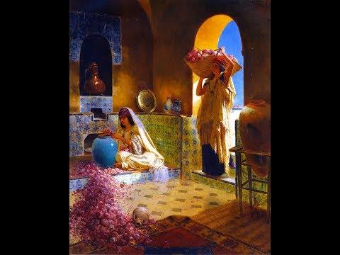 Rudolf Ernst - Ottoman Empire paintings