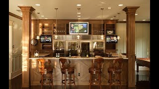 Personalized Home Bar Signs and Decor | Home Pub Design Ideas