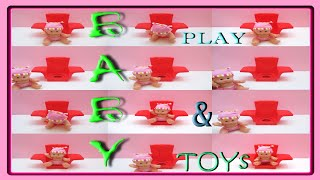 Gambar cover Baby Feeding & Bathing Video Tutorial Fun Baby Time with Play & Toys