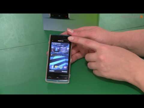 Видеообзор Nokia X6 - флагмана линейки XpressMusic