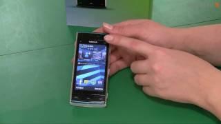 Видеообзор Nokia X6 - флагмана линейки XpressMusic(Если вы жить не можете без Интернета и социальных сетей, если в вашей голове тысячи творческих идей, если..., 2010-01-30T12:26:20.000Z)
