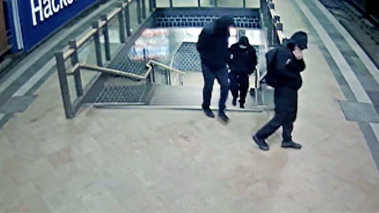 Einbruch Ins Bode Museum Gestohlene 100 Kilo Münze Polizei
