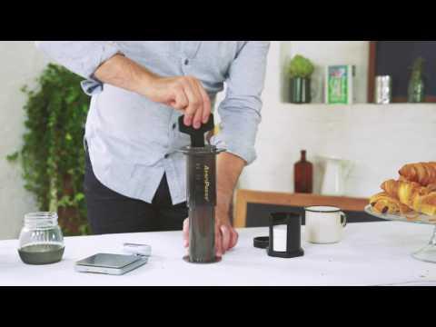 Caffè Nero - AeroPress Brewing Guide