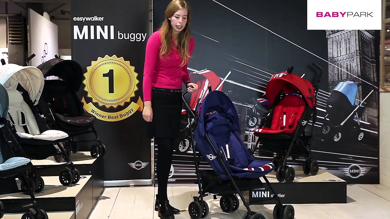Kinderwagen Easywalker Mosey Easywalker Mini Buggy Xl Review Youtube