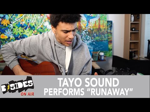 """Tayo Sound Performs """"Runaway"""" Acoustic for B-Sides"""