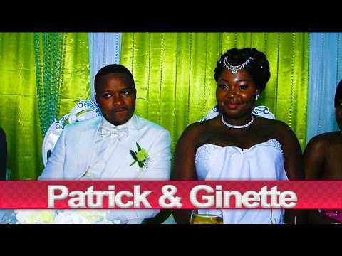 Mariage religieux de Patrick Aruna Small Business & Ginette