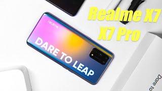 Realme X7 Pro -  бюджетная ЦАРЬ МОБИЛА, есть все! Xiaomi ПРОЩАЙ