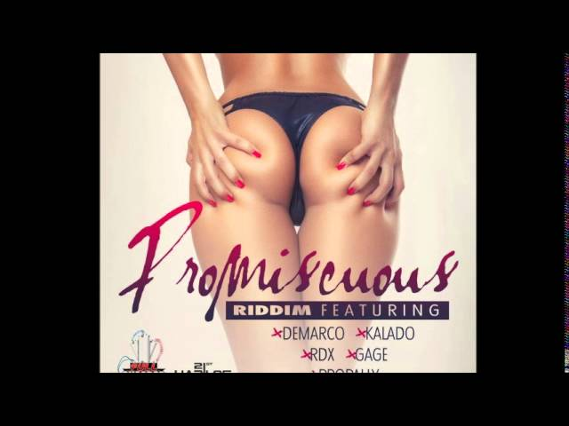 PROMISCUOUS RIDDIM   FULL CHAARGE RECORDS.. By: DjTevin