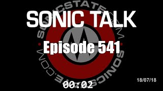 Sonic TALK 541 - Dribble And Spit