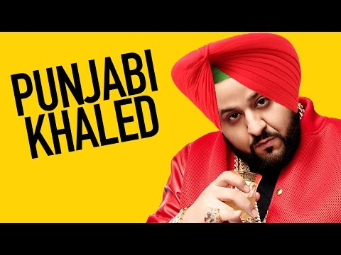 What If DJ Khaled Was Punjabi